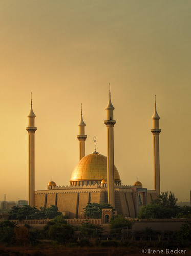Abuja National Mosque | by Irene Becker