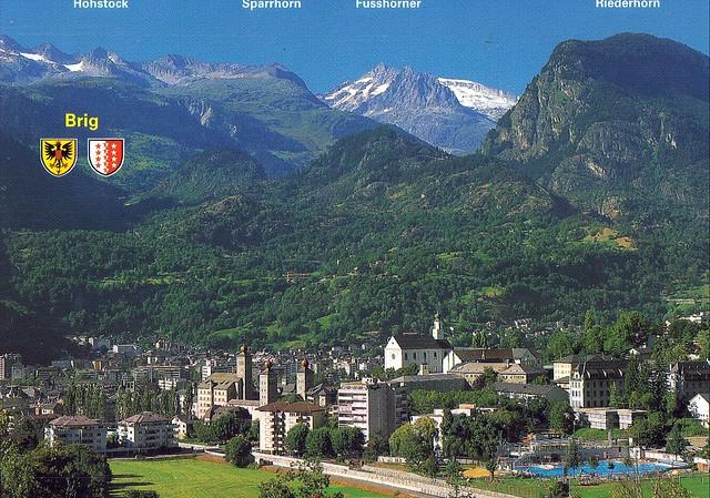 Brig Switzerland  city pictures gallery : Brig, Switzerland | Flickr Photo Sharing!