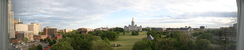 Hartford & State Capitol panorama | by Brendan Loy