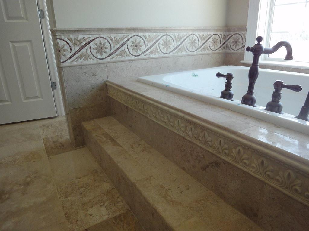 Jacuzzi Tile Tub Surround | Generation Tile & Stone | Flickr