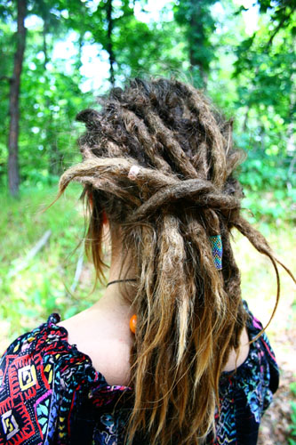 Two Year Anniversary >> 2 Year Old Dreads!! | May 18th was my two year dread anniver… | TheOrganicSister | Flickr