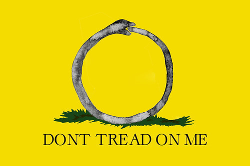 New Tea Party Symbol | by Derek Bridges