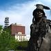 Bronze, Joslyn Art Museum May, 2010