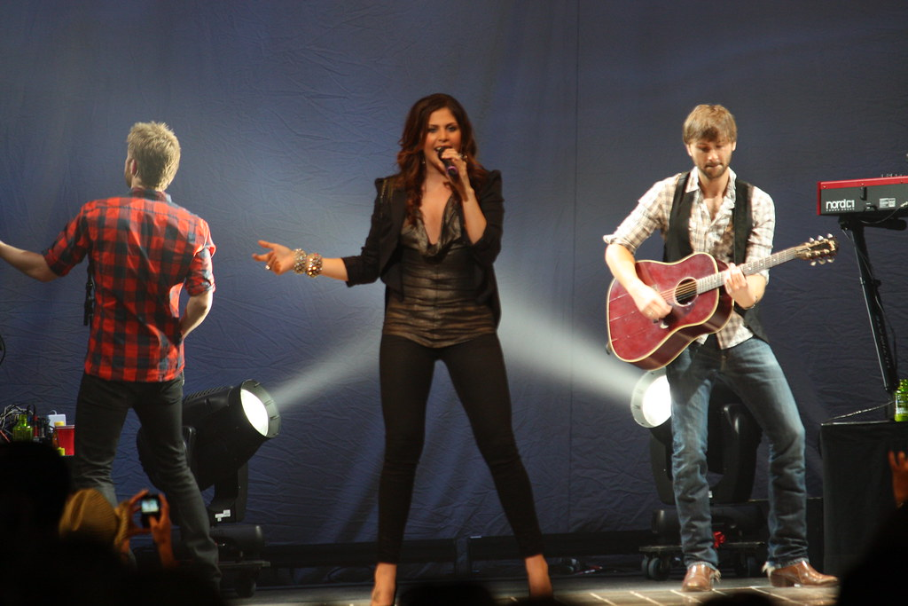 Lady Antebellum Concert West Palm Beach