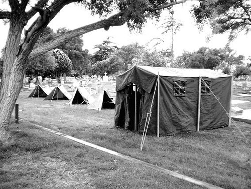 1942 Command Tent | by Armbruster Tentmaker