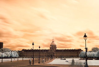 Les Invalides IR | by SusanaMer