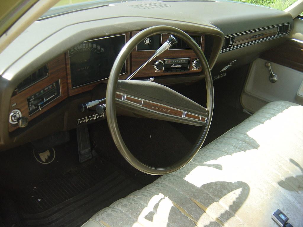 1973 Buick Lesabre Sedan Owned In 2008 2009 Niels Marienlund Flickr