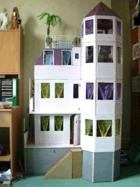 Barbie house old 2003 version c 39 tait mon r ve depuis for Classic house 2003