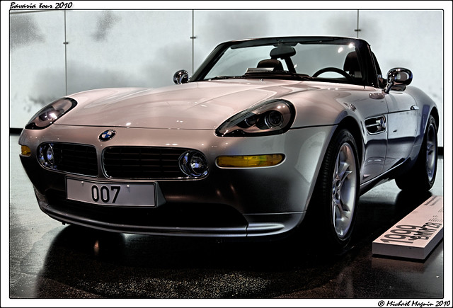 Bmw Z8 James Bond 007 Bmw Museum Flickr Photo Sharing