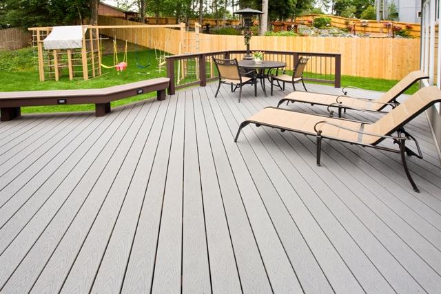 ... Deck Design Ideas Trex Cedar Hardwood Alaskan0160 | By Alaskatreeline