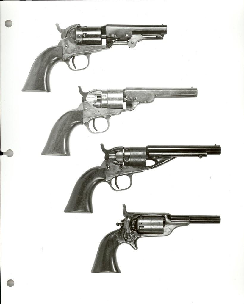 Unidentified Colt Conversions View 1 Description Four