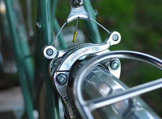 Royal H. Mixte, Via Compe Centerpull Brakes | by Lovely Bicycle!