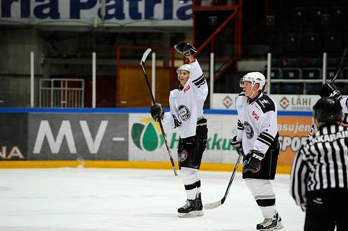 A-nuorten SM-liiga, HPK-TPS | 06102010, Hämeenlinnai. Suomen… | Flickr