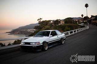 AE86 Levin Coupe | by Danh Phan