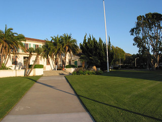Front of  Original Administration Building | by California State University Channel Islands