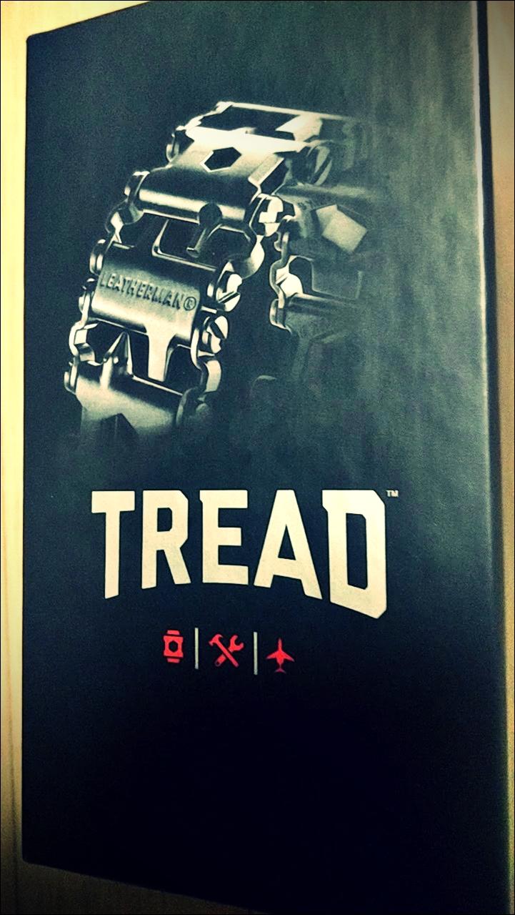 트레드 박스-'레더맨 트레드 & 페블 2 SE (Leatherman Tread & Pebble 2 SE)'