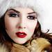 Beauty shot: Yekaterina Andreeva