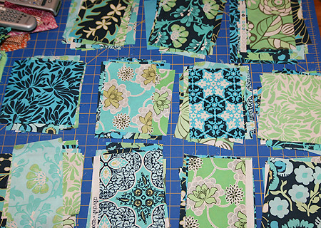 Cut fabric for Sew New to Me VQB | by Fresh Lemons : Faith