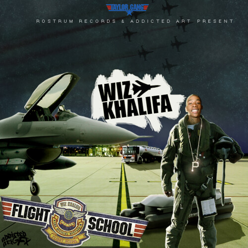 Flight School Wiz Wiz Khalifa Flight School