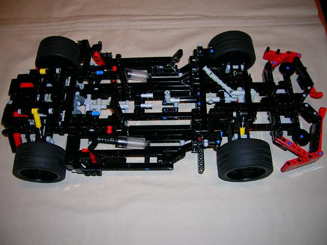 lego ferrari enzo 8653 modified i was slightly. Black Bedroom Furniture Sets. Home Design Ideas