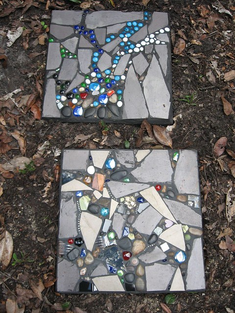 Two New Stepping Stones 16 Quot X 16 Quot Stepping Stones The