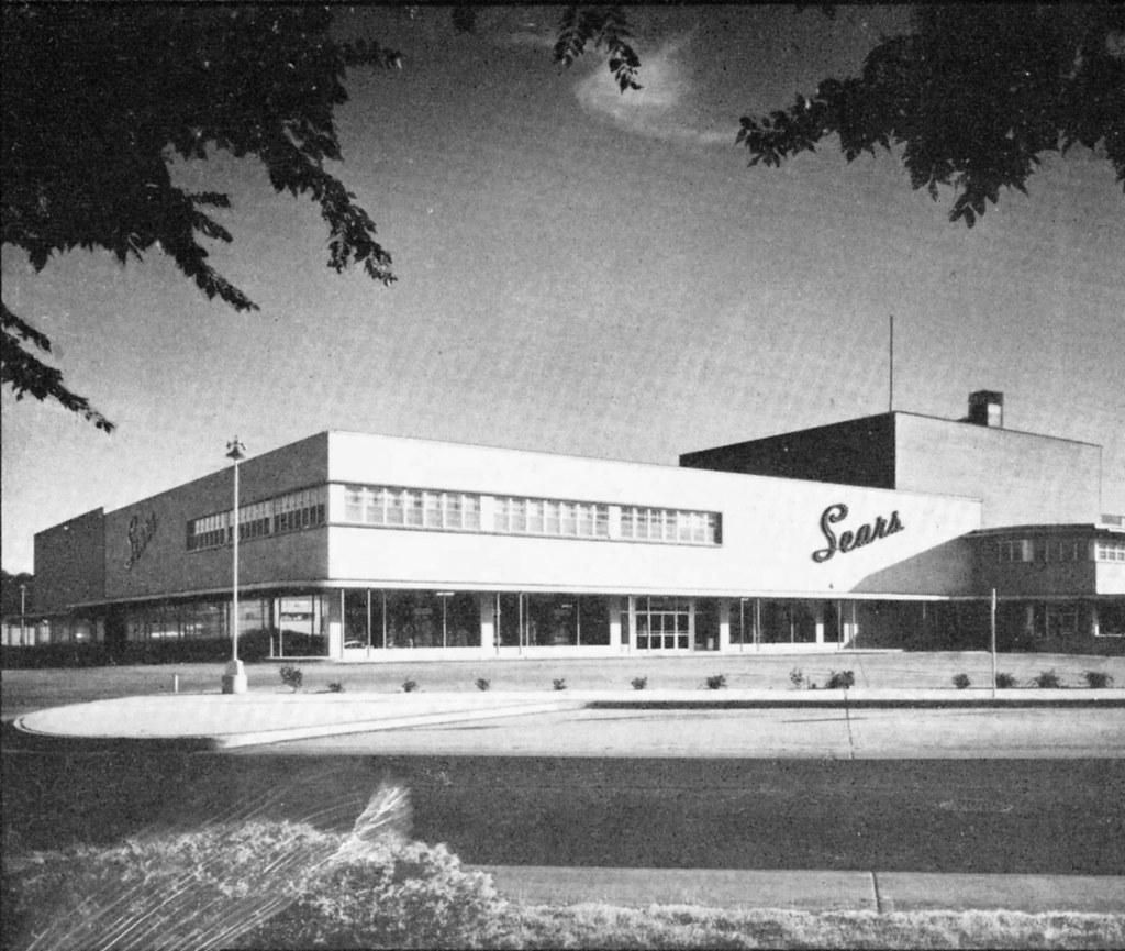 Oklahoma City, OK Sears 1955 | From Lynne\'s Lens: The very m… | Flickr