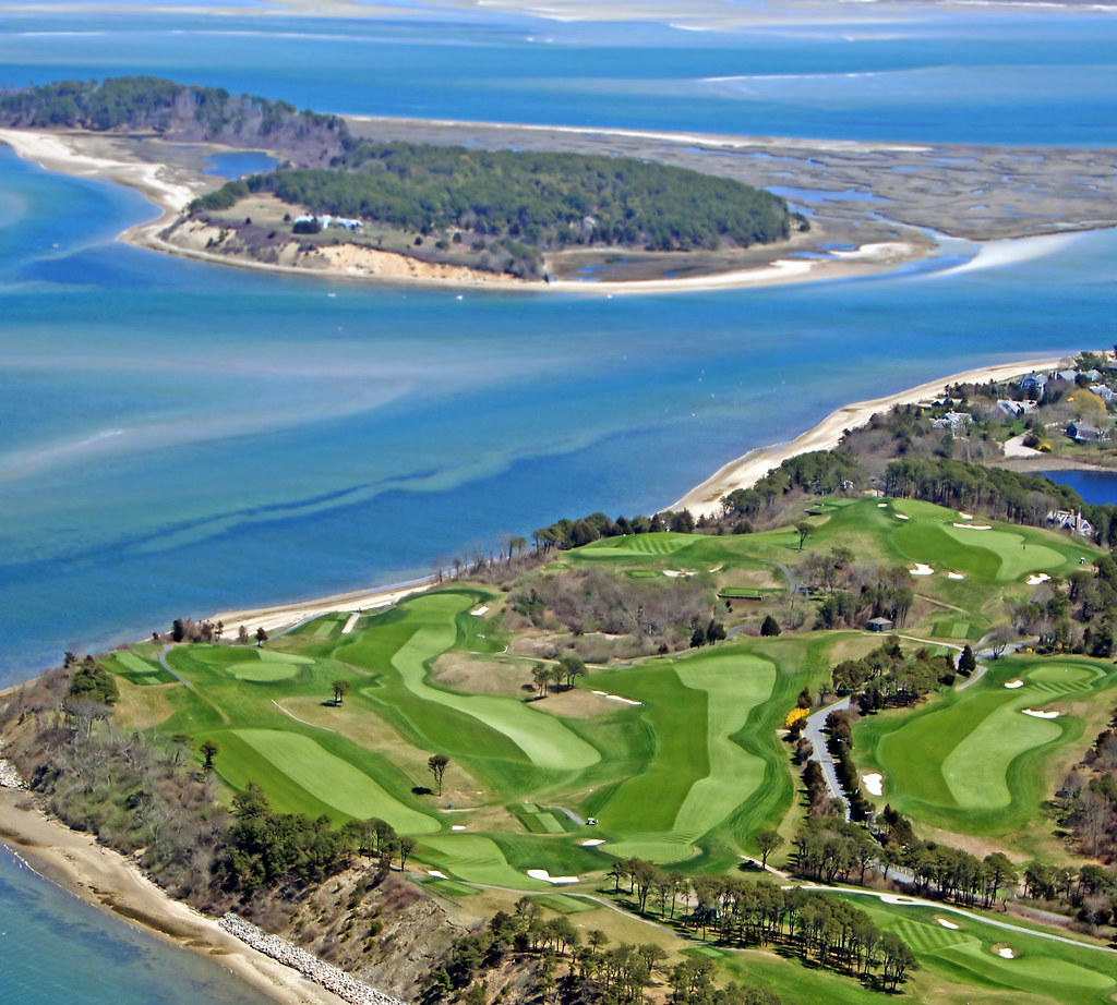 Eastward Ho Golf Course Aerial | Chatham, MA ©Christopher ...