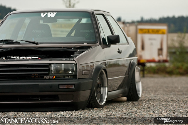 stanceworks exclusive jason s mk2 jetta coupe 9288 flickr