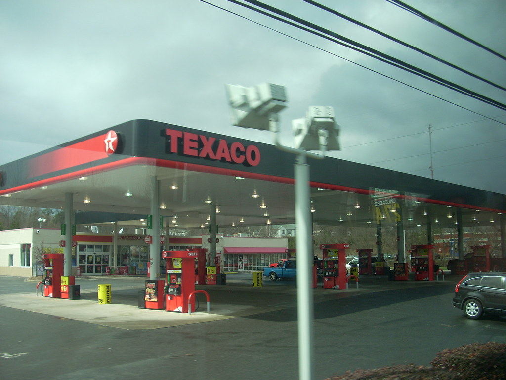 Texaco a texaco gas station and convenience store in state flickr - Grillplaat gas b ruleurs ...