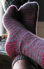 Looking Glass Socks | by panopticon