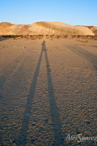 Long Shadows in the Badlands | by Suarez