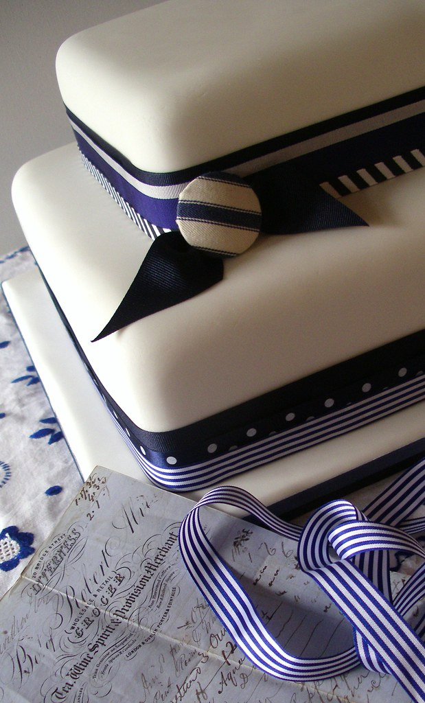 Blue Ribbon Cake Pan