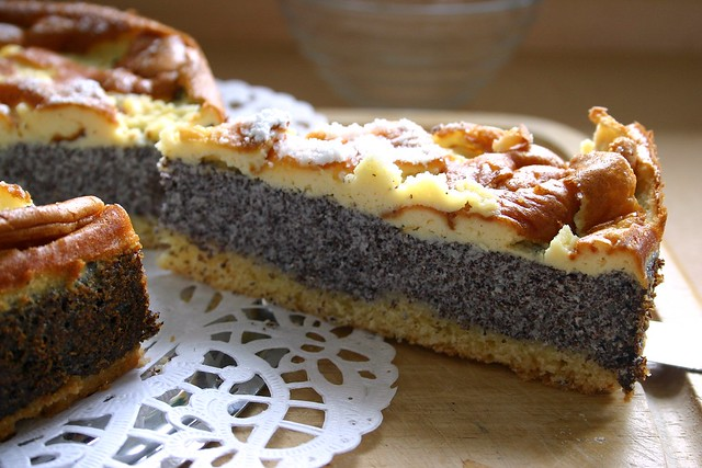Poppyseed-Cheesecake