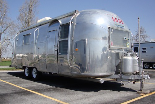 Airstream Trailer | by Hear and Their