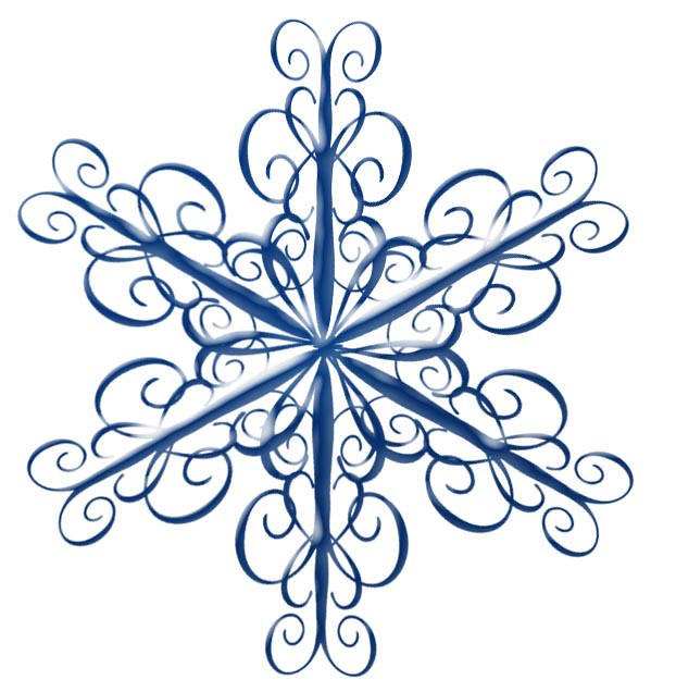Designs by Magnolia-snowflake | I did this snowflake using a ...