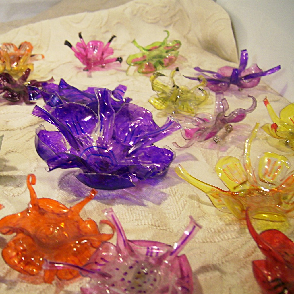 Recycled Soda Bottle Flowers Have You Ever Looked At The