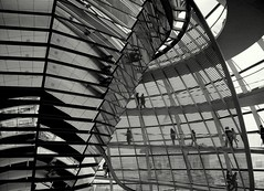 The Reichstag Dome, Berlin (I) | by albrom