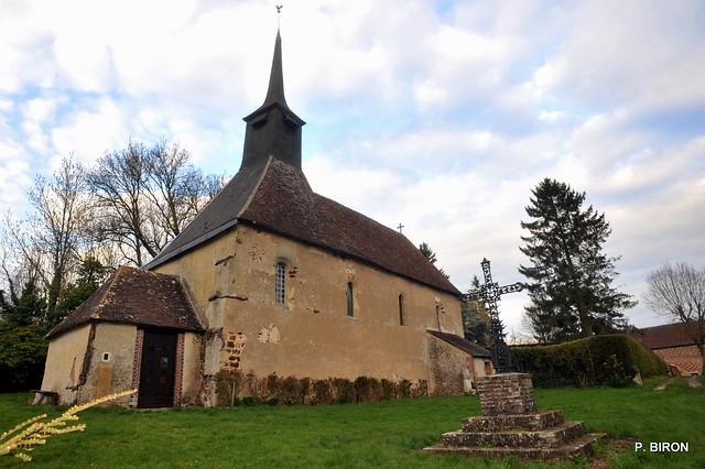 chapelle jean de la chaise dieu du theil eure normandie flickr photo