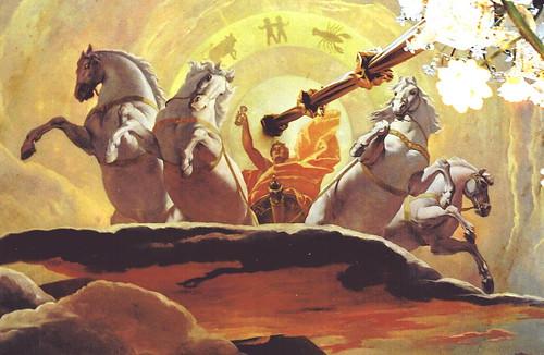 12 Greek Gods and Goddesses