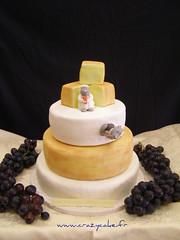 Wedding Cake Moselle