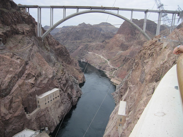 Hoover Dam Bypass Bridge | Flickr - Photo Sharing!