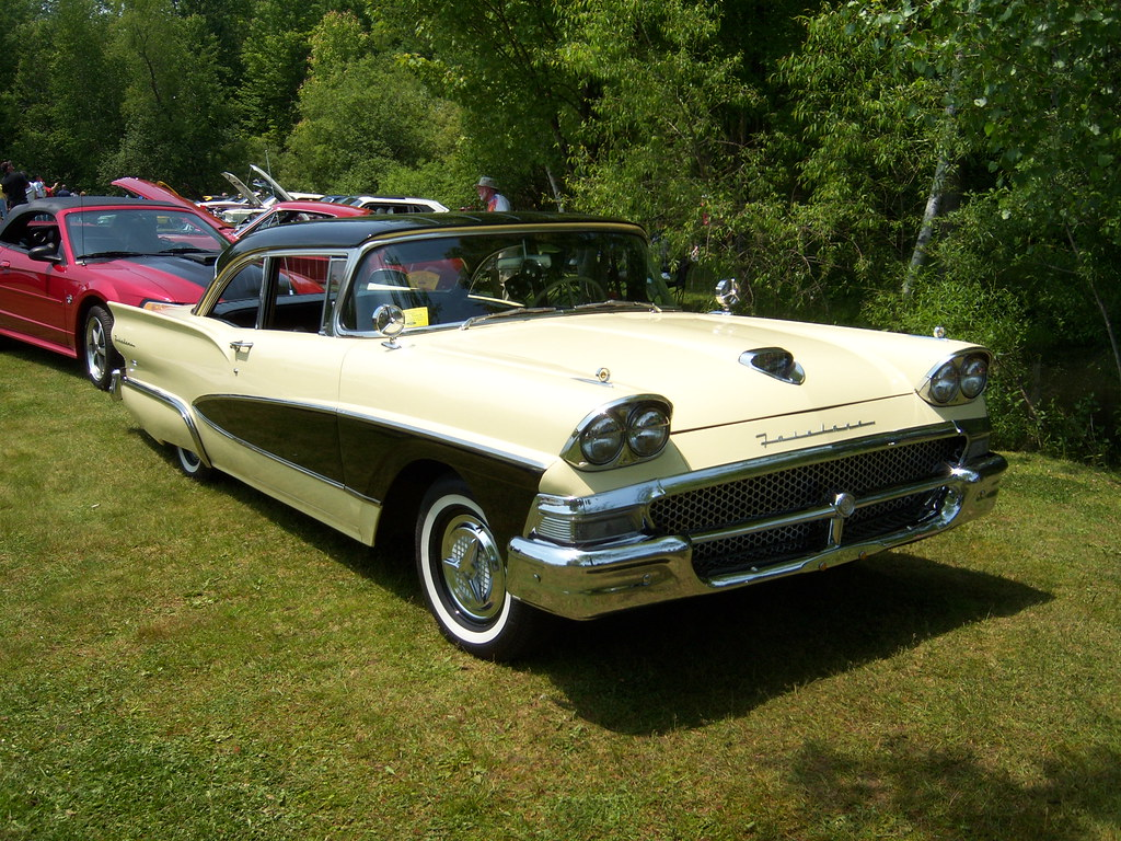 1958 ford fairlane by brenthenry1989 1958 ford fairlane by brenthenry1989