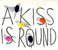 A Kiss is Round (1954) | by nurse_marbles