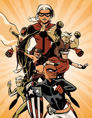 Young Avengers | by deantrippe