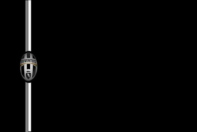Juventus wallpaper 1 soccer juventus logo black for Scarica sfondi juventus gratis