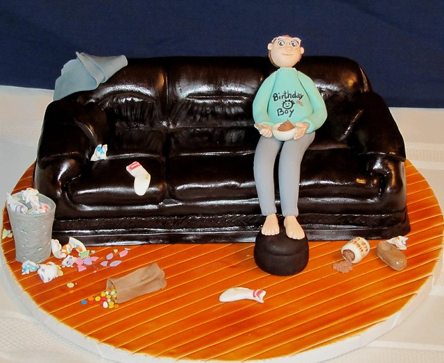 Couch Cake Flickr Photo Sharing