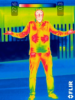 Resultado de imagen de camara termografica