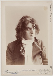 Tyrone Power Snr., father of movie star Tyrone Power, as Sidney Carton in A Tale of Two Cities, ca. 1899-1901 / photographer Hammer & Co., Adelaide | by State Library of New South Wales collection