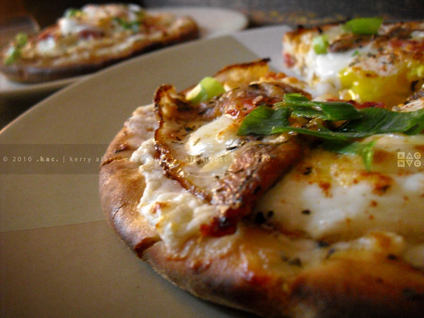 Breakfast Pita Pizza | Breakfast Pita-za | PHUDE-nyc.com | KAC NYC ...