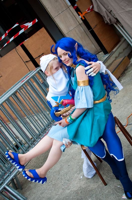 ... Epitanime 2010 - cosplay - Nayru u0026 Sheik (The Legend of Zelda)   by  sc 1 st  Flickr & Epitanime 2010 - cosplay - Nayru u0026 Sheik (The Legend of Zeu2026   Flickr